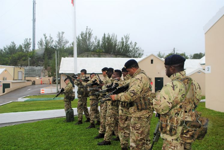 RBR Recruits Hit Halfway Mark
