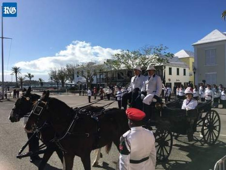 Bermuda Welcomes New Governor