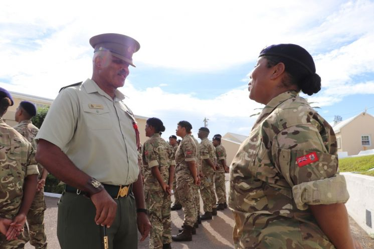 New Soldiers Join First Summer Recruit Camp