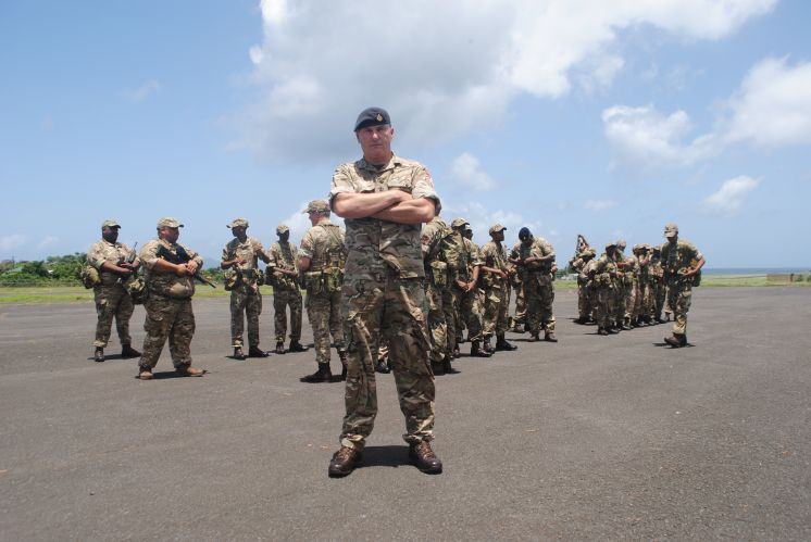 Regiment Start International Exercise