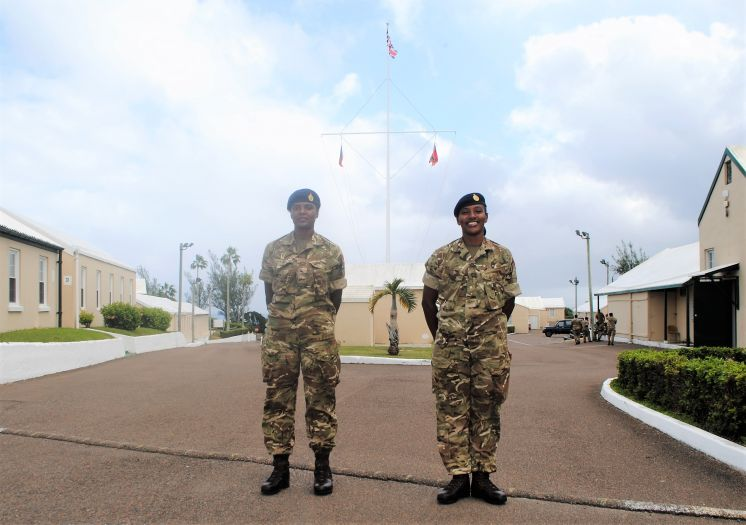 RBR's Newest Soldiers Complete Recruit Camp