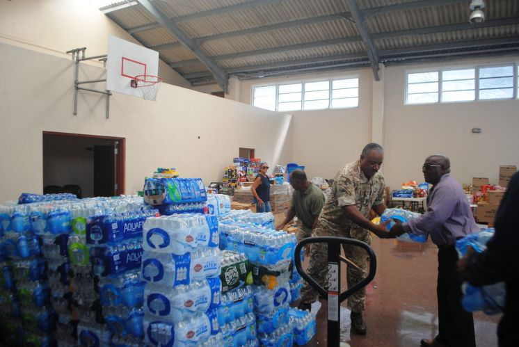 RBR Joins Bahamas Relief Effort