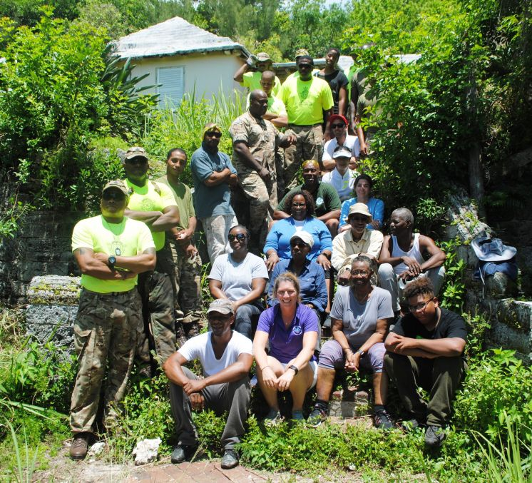 RBR Cleans Up At Historic Estate