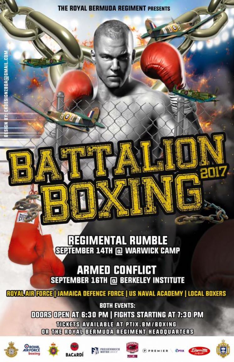 RBR to Host Regimental Rumble