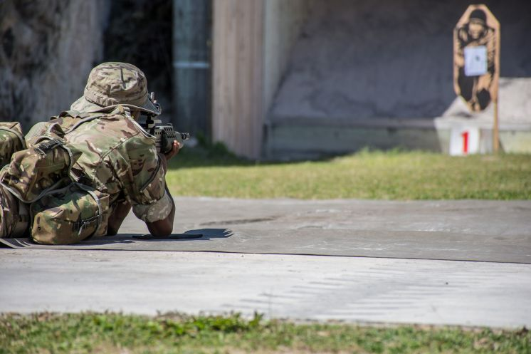 RBR Troops Hone Their Skills in One-Week Camp
