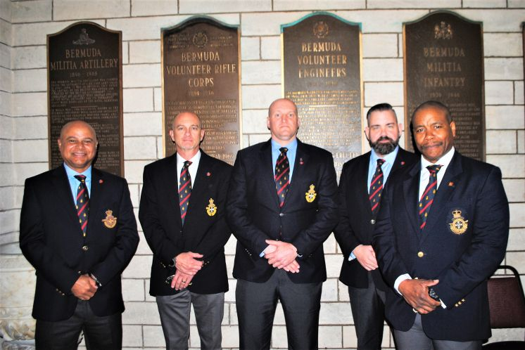 Royal Bermuda Regiment Association Launches Scholarship
